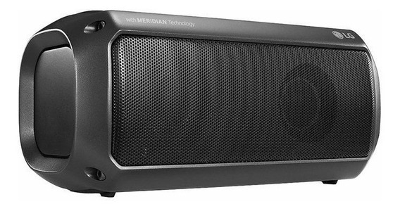 Caixa De Som Bluetooth Lg Xboom Go Pk3
