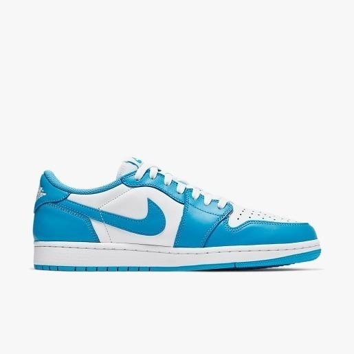 Nike Unc Jordan Low