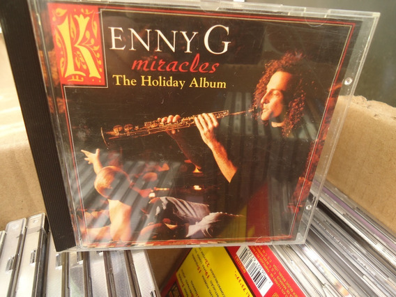 Cd Kenny G Miracles: The Holiday Album