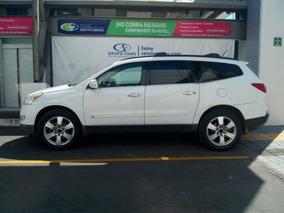 Chevrolet Traverse Lt Piel 4 Puertas