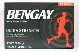 Crema Bengay - Ultra Strength - 4oz - Importada Usa-original