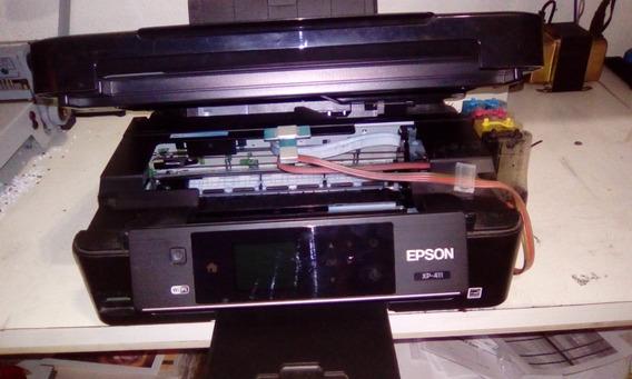 Impressoras - Vendo Lote Com 4 Impressoras!