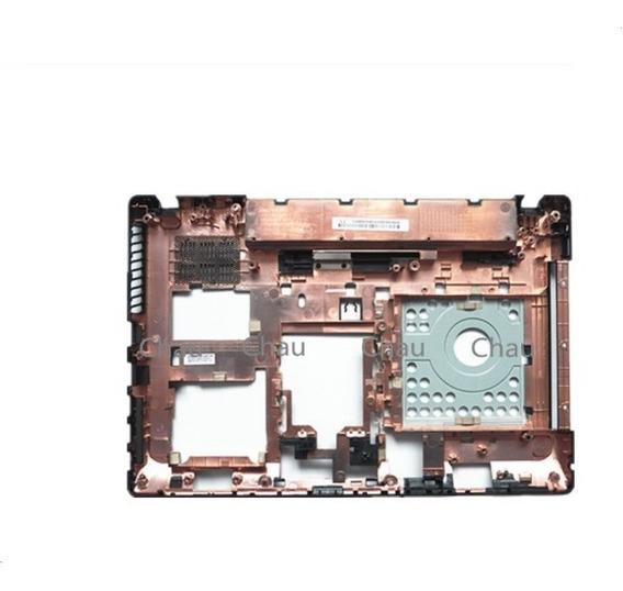 Carcaça Base Inferior Lenovo G480 G485 S/ Entrada Hdmi