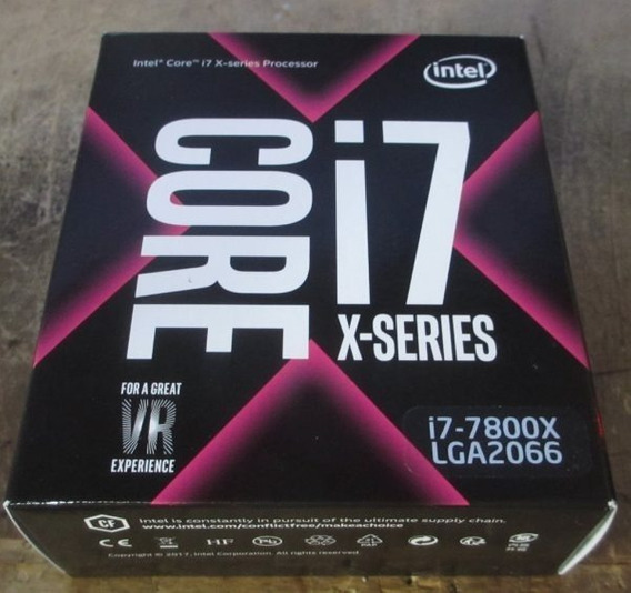I7 7800x Processador Impecável 100%
