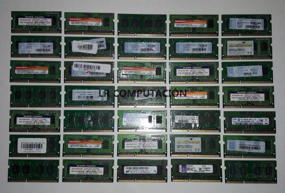 Memorias Ram 1gb Ddr3 Notebook-netbook -cuotas Sin Interés