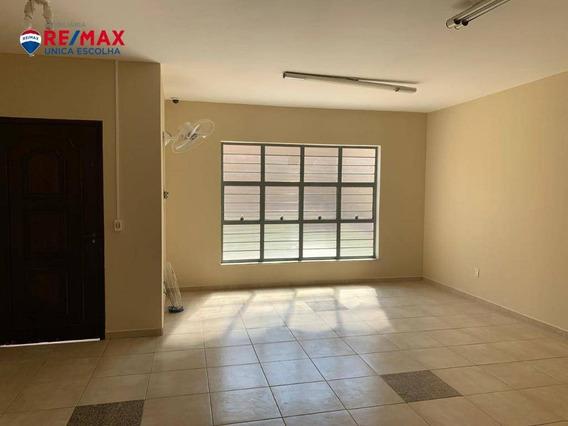 Casa Para Alugar, 341 M² Por R$ 4.000,00/mês - Parque Campolim - Sorocaba/sp - Ca1479