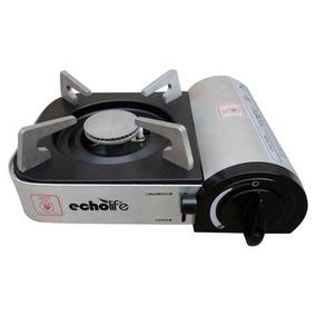 Fogareiro Echolife Alu Compact Com Ignição Eletrônica E A