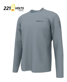 Camiseta Blusa Masculina Proteção Uv50 Ciclismo Prolife Full