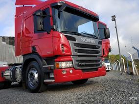 Scania P360 Optcruise 2013