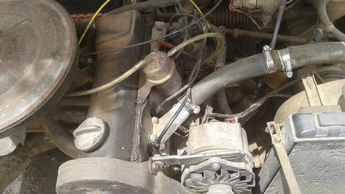 Motor Y Caja Cambios Passat Nafta