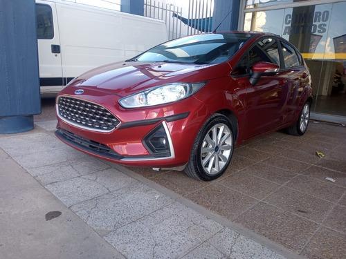 Ford Fiesta Se Plus 1.6 Con Gnc Impecable!!!!