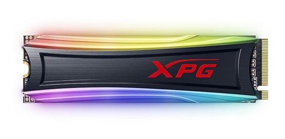 Unidad Ssd 256gb Xpg Spectrix S40g Rgb M.2 As40g-256gt-c