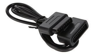 Cable Extensor Para Joystick Control Super Snes Nintendo