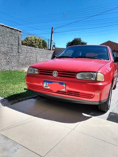 Imagem 1 de 8 de Volkswagen Gol 1996 1.6 3p Gasolina