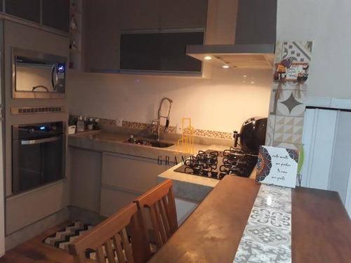 Sobrado Com 2 Dormitórios À Venda Por R$ 265.000,00 - Jardim Santo André - Santo André/sp - So0157