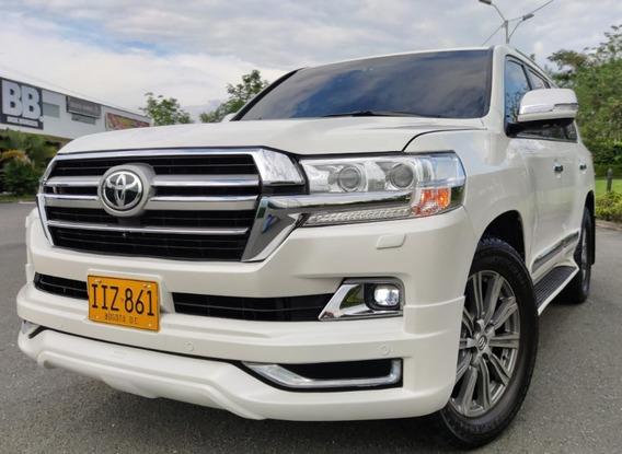 Toyota Lc200 Sahara Vxr Limited 2015 4.5 Turbo Diesel