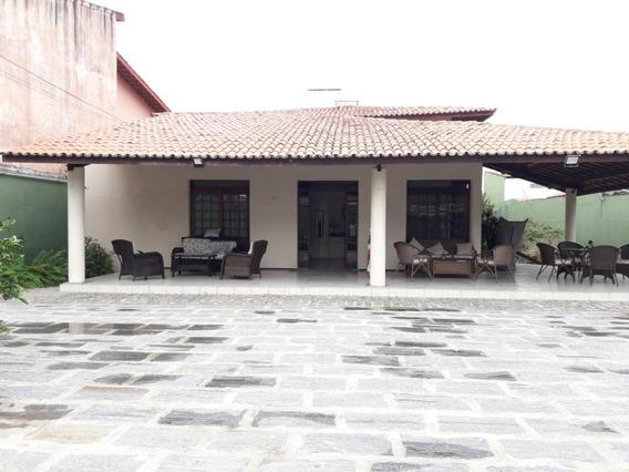 Casa Com 4 Dormitórios E Amplo Terreno À Venda, Ideal Para Escritórios E Comercio. 437 M² Por R$ 1.400.000 - Parque Manibura - Fortaleza/ce - Ca0912