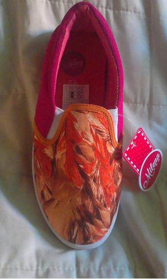 Bello Zapatos De Damas T:38