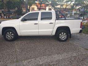 Volkswagen Amarok 2012 Anticipo 170000 Y Cuotas