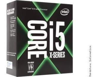Processador Intel Core I5-7640x 4.0ghz (4.2 Ghz Turbo, Lga 2