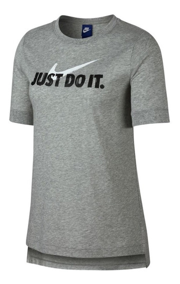 Remera Nike Just Do It Mujer