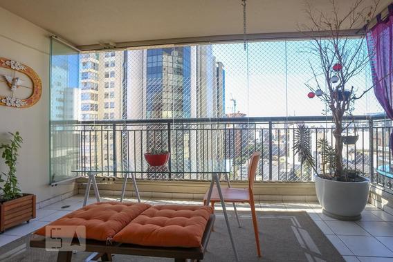 Apartamento No 12º Andar Mobiliado Com 3 Dormitórios E 2 Garagens - Id: 892945364 - 245364