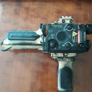 Kit Com Hand Guarda G36,an Peq Funcional E Front Gtip