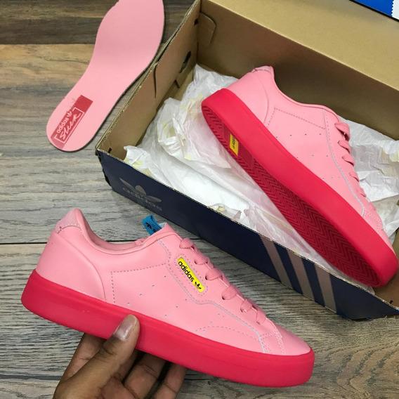 Zapatillas Tenis adidas Sleek W Mujer Original