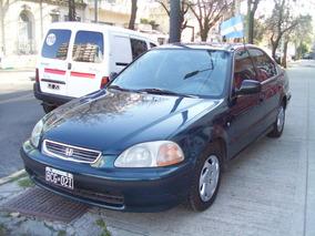 Honda Civic 1.6 Ex At 4ptas 1996
