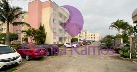Imagem 1 de 19 de Apartamento 02 Dormitórios Com 02 Vagas De Garagem, À Venda Em  Vila Urupês - Suzano/sp. - Ap00946 - 69453809