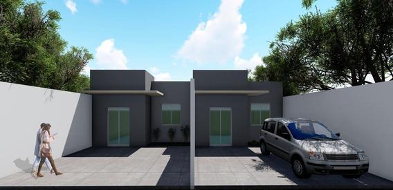 Casa No Jadir Marinho Com Ótimo Preço E Acabamento - 654