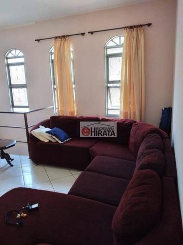 Casa Com 3 Dormitórios À Venda, 195 M² Por R$ 450.000,00 - Parque São Quirino - Campinas/sp - Ca1585