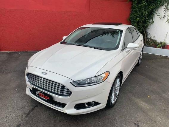 Ford Fusion 2014 2.0 Gtdi Titanium Awd Aut. Teto Top