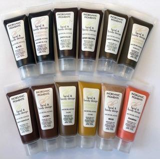 Pigmentos Para Microblading