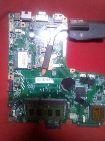 Placa Mae Notebook Itau Tec