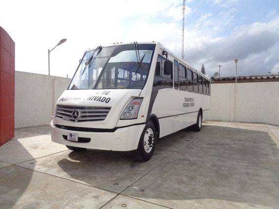 Mercedes Benz Autobus Mbo 1419 Mt 2014 Blanco