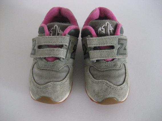 Zapatillas New Balance Para Niña Talla 25 - Legally Chic