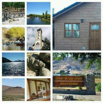 Alquilo Cabaña Junín De Los Andes Por Dia