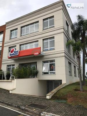 Prédio Para Alugar, 750 M² Por R$ 25.000/mês - Alphaville - Santana De Parnaíba/sp - Pr0013