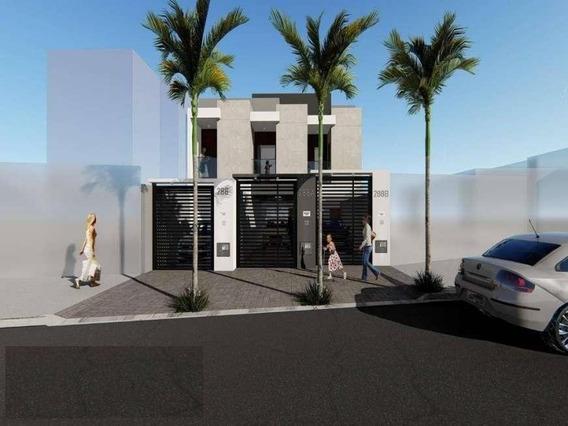 Sobrado Com 2 Dormitórios À Venda, 86 M² Por R$ 435.000,00 - Vila Ré - São Paulo/sp - So2693