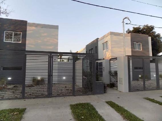 Duplex Tipo Casa En Ph Complejo Cerrado En Ituzaingo Norte