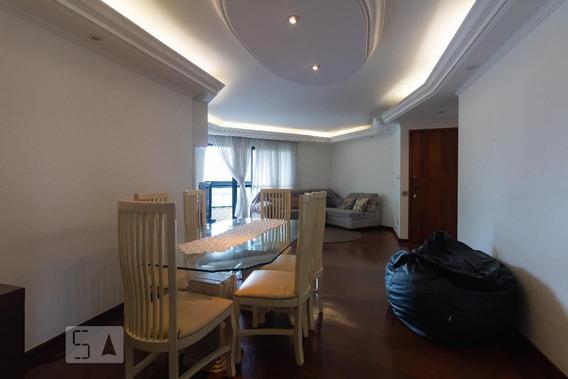 Apartamento No 5º Andar Com 3 Dormitórios E 2 Garagens - Id: 892996790 - 296790
