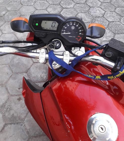Vendo Yamaha Fazer Ys250 2010/2011
