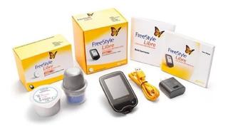 Sensor Freestyle Libre Kit Inicial 1 Sensor + 1 Leitor