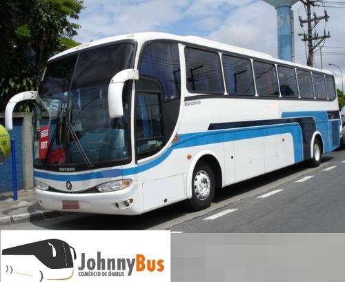 Ônibus Rodoviário Marcopolo G6 1200 - Ano 2001 - Johnnybus