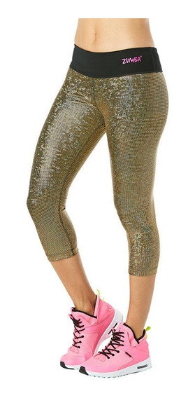 Zumba Wear Calza Leggings Metalizadas Mas Colores - Gymtonic