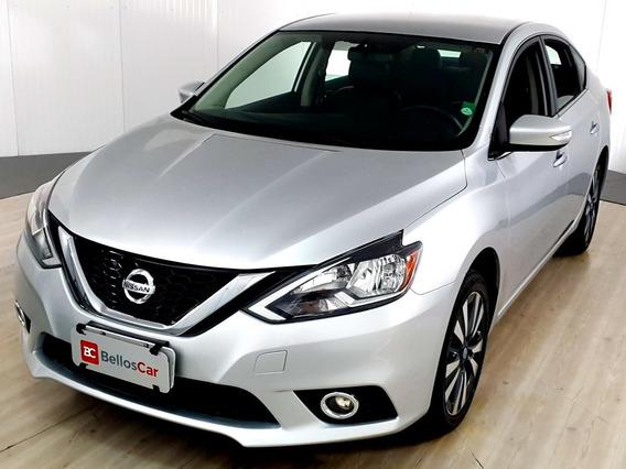Nissan Sentra 2.0 Sv 16v Flexstart 4p Automático 2018/20...