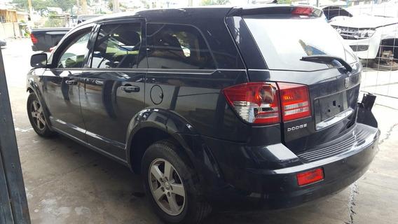 Dodge Journey 2.7 R/t 2010 Sucata Para Peças