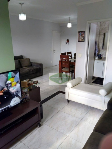 Terrara Avon 3 Dormitorios Venda Lazer Jurubatuba - Ap1150