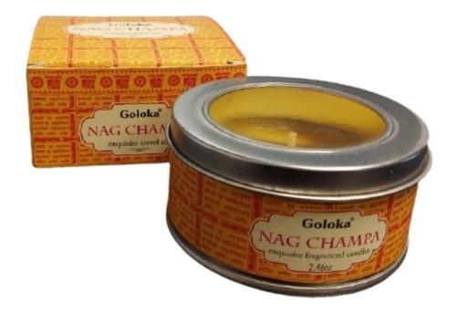 Imagem 1 de 4 de 7 Velsa Aromatica Indiana Goloka Duração De 6h